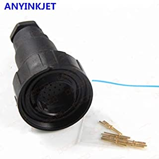 Printer Parts for Domino 25pin Plus Socket DB13507 for Domino A100 A200 A300 A Series Printer