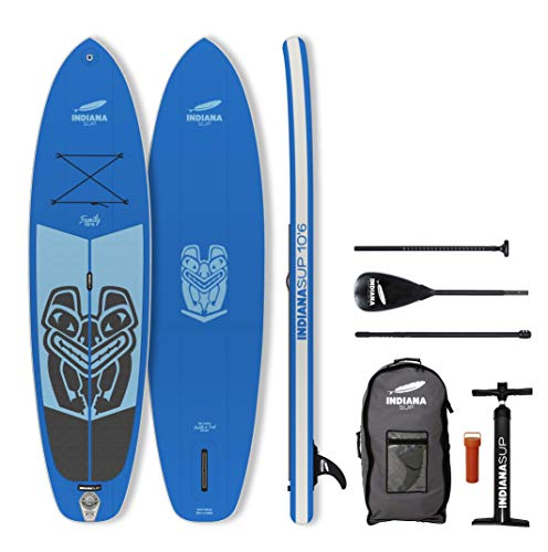 Indiana 10'6 Family Pack BLUE (with 3-piece Fibre/Composite Paddle)