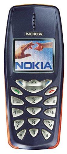 Nokia 3510i Handy Peace (Blue, White)