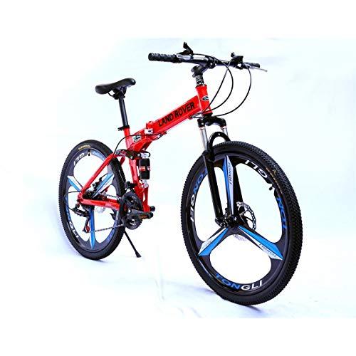 Dapang Bicicleta de montaña, con Estructura de Acero Mediano y Ruedas de...