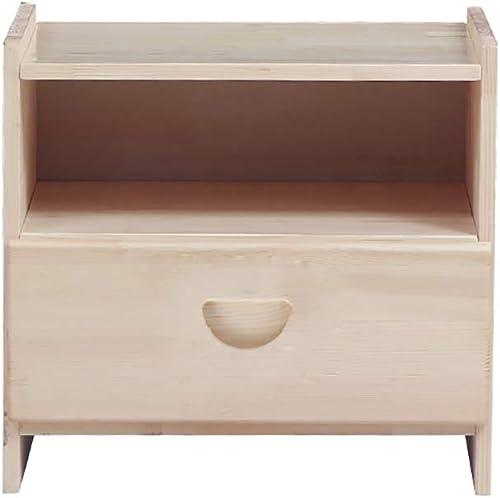 Small coffee table M l Nachttisch Multifunktionsschlie ch Sofa Beistelltisch, leicht zu reinigen, leicht mit Schublade zu reinigen, aus Holz 41,6  32  45CM