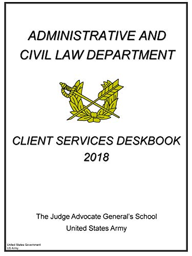 2018 Client Services Deskbook (English Edition)