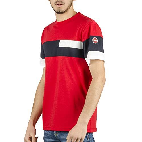 Colmar T-Shirt Uomo MOD. 75646SH Rosso XXL