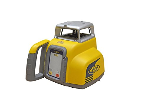 Spectra precision ll300n-2 laser level, self leveling kit with hl450 receiver, clamp, 15' grade rod / inches and tripod