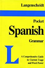 POCKET SPANISH GRAMMAR (Pocket Dictionary)