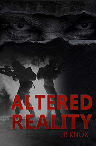 Altered Reality by JB Knox ebook deal