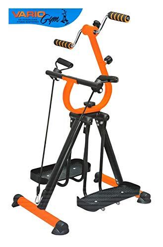 TELE WELT Fitness-Heimtrainer Trainingsgerät Sportgerät Mini-Bike Fitnessbänder Expander