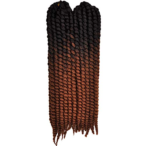 HAIRCARE Perruques Naturelles De Tresse De Torsion De Cheveux,Women's Wig Extension Piece of Handmade Little Scorpion Wig with Bundled Ponytail Hair for Daily Use and Party -a