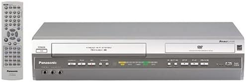 Panasonic PV-D4745S DVD/VCR Dual Deck , Silver product image