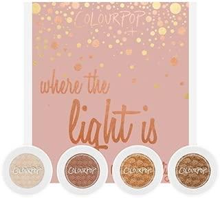 Colourpop Where the Light is - Kathleenlights