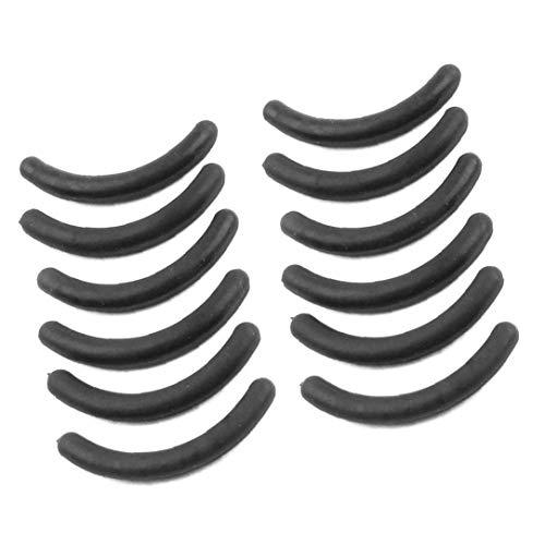 Lot de 10 tampons de rechange pour bigoudis cils