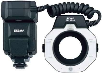 Sigma Em140 Dg Macro Flash Paf Pttl For Pentax Camera Camera Photo