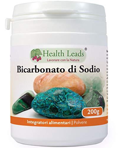 Bicarbonato di sodio 200g (Commestibile)