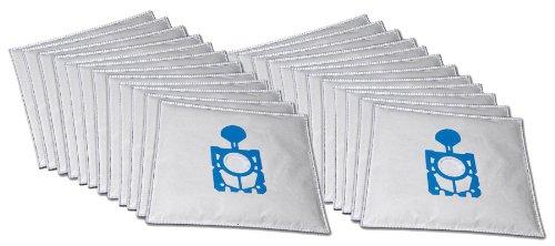 20 bolsas para aspiradora premio compatible con Electrolux Ikea Family 1700W ErgoShock