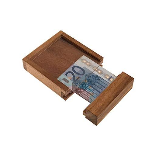 ROMBOL Geldtresor - pfiffige Verpackung für Geldgeschenke und Gutscheine