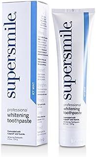 スーパースマイル プロフェッショナル ホワイトニング 歯磨き粉:アイシーミント 119g/4.2oz並行輸入品