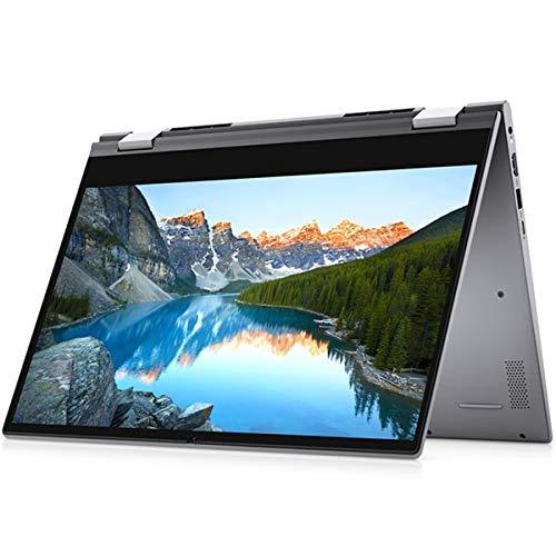 Dell Inspiron 14 5406 2-in-1, Silver, Intel Core i5-1135G7, 8GB RAM, 256GB SSD, 14' 1920x1080 FHD, Dell 1 YR WTY + EuroPC Warranty Assist, (Renewed)