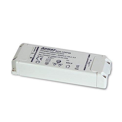 ANWAY LED Treiber ECO-12VF20 20W/CV/12V