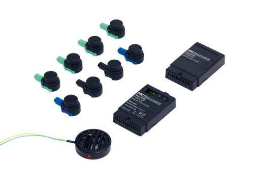 Waeco MWE-910-8PPS MagicWatch MWE 910 Einparkhilfe für PKW