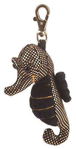 Schaffer Knuddel mich! 2707 Glitz & Glamour Gold Plüsch Seepferdchen