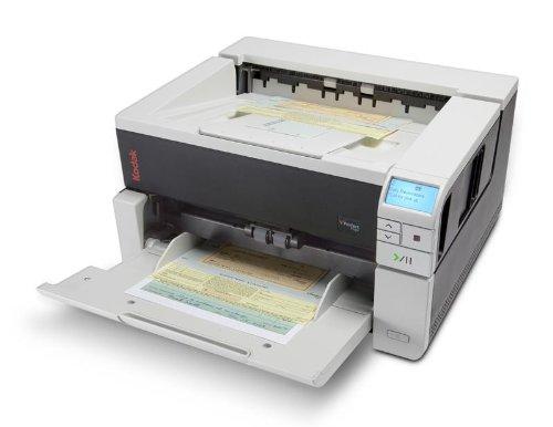 Kodak i3200 Scanner 600 x 600 dpi - Escáner (305 x 863,6 mm, 600 x 600 dpi, 50 ppm, 24 bit, 8 bit, 50 ppm)