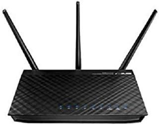 Asus RT-N66u Gigabit N900 Dual Band Wireless+LAN Router (importado de Inglaterra)