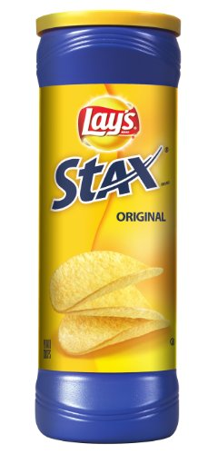 Lay's Stax Lay's Stax Origional, 5.75-ounces (Pack of 17)
