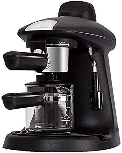 HRRF Coffee Machine Semi-automatic Coffee Machine 5 Bar Pressure Pumpndash Cappuccinomerican Coffee White Coffee Etcndash Stainless Steel
