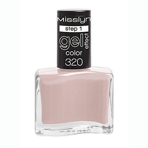 Misslyn Gel Effect Color Nr.320 marvelous nude, 10 ml