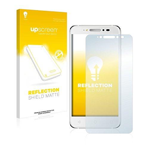 upscreen Entspiegelungs-Schutzfolie kompatibel mit Alcatel Shine Lite 5080X – Anti-Reflex Bildschirmschutz-Folie Matt