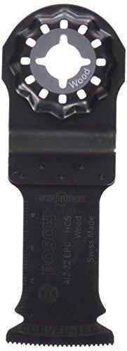 Bosch Starlock - Hoja de sierra de inmersión para madera, AIZ 32...