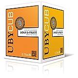 Domaine Uby Blanc Doux IGP Côtes de Gascogne UbyCub BIB 3L