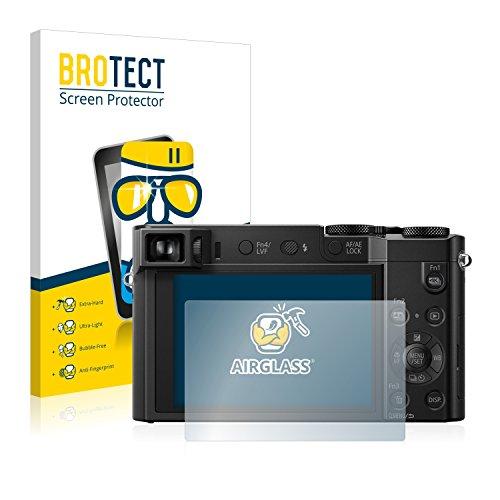 professionnel comparateur Protecteur d'écran Brotect compatible avec le protecteur d'écran en verre Panasonic Lumix DMC-TZ1009H… choix