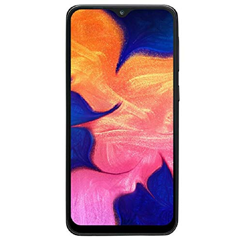 Samsung Galaxy A10 32GB (A105M) 6.2 inch HD+ Infinity-V 4G LTE Factory Unlocked GSM Smartphone - Black