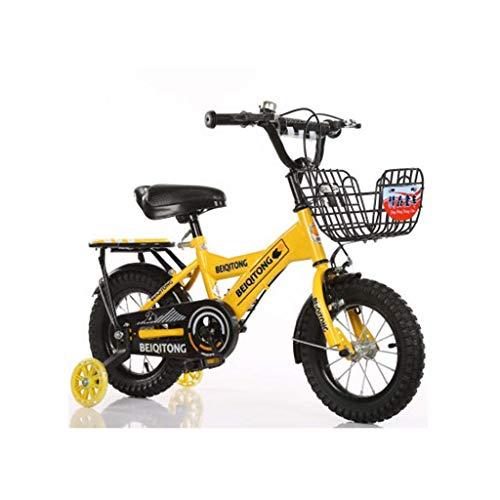 BOC Kinderfahrräder allgemeinhin für Jungen und Mädchen 2-11 Jahre alt Mehrere Farben und Größen sind bunter, C, 12 Zoll,C,16 Zoll