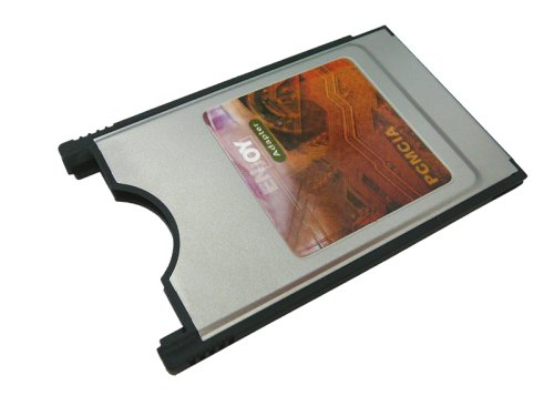 Kalea-Informatique–Adattatore Compact Flash (CF) verso PCMCIA/Cardbus–Lettore/registratore