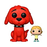 Funko Pop! & Buddy: Clifford - Clifford with Emily Vinyl Collectible Figure