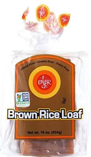 Ener-G Foods, Brown Rice Loaf, 16 oz