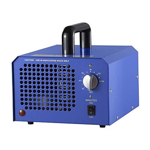 Steeler 3500-7000mg / h Generador de ozono doméstico y Comercial Purificador de Aire O3 Profesional para ambientador de purificador de Aire Resistente a Desodorante y formaldehído