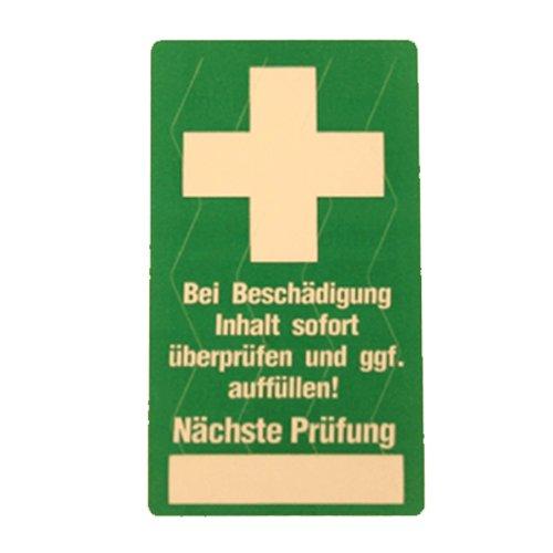 1 Rolle Prüfsiegel für Erste Hilfe (500 Stck)