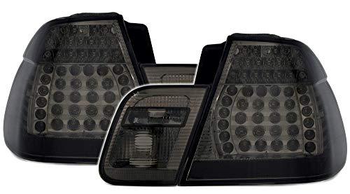 LED Rückleuchten Set in Smoke (Rauchgrau)