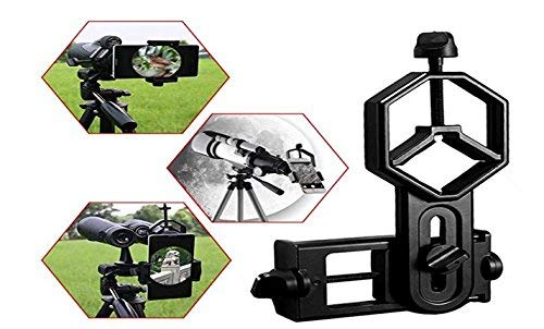 MEOPTEX Universal Telescope Phone Adapter Mount