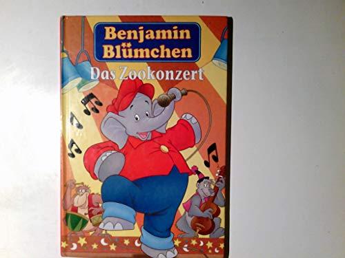 Benjamin Blümchen : Das Zookonzert