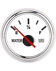 """2 """"Waterniveaumeter,2 """"Pointer Water Vloeibare Niveau Gauge Hoge Nauwkeurigheid Universele Waterniveaumeter Meter voor Marine Boot Truck RV"""