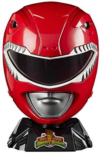Premium Prop Replica Helmet Power Rangers Lightning Collection Red Ranger