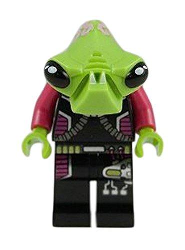 LEGO Alien Pilot Minifigure: Lego Alien Conquest by LEGO