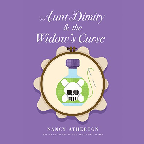 Aunt Dimity and the Widow's Curse cover art