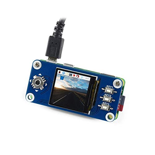 Led WAVESHARE 240x240 1.3inch IPS LCD Display HAT for .Raspberry Pi