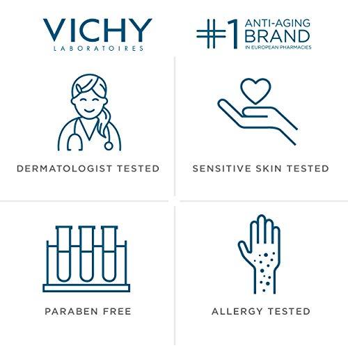 Vichy 24-Hour Deodorant Cream for Sensitive Skin, 1.35 Fl Oz