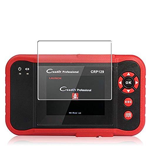 Vaxson - Protector de pantalla compatible con Launch X431 Creader Professional 129 CRP129 / Creader VIII 8 / Creader VII 7 HD [no vidrio templado]